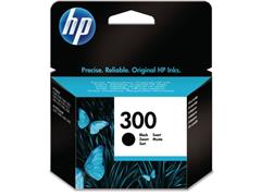 HP 300 Inktcartridge, Zwart