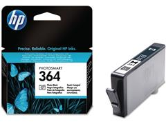 HP 364 Inktcartridge, Zwart