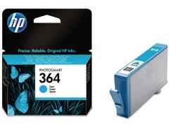 HP 364 Inktcartridge, Cyaan