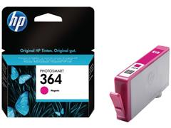 HP 364 Inktcartridge, Magenta
