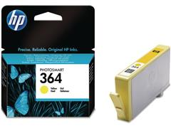 HP 364 Inktcartridge, Geel