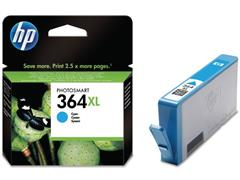 HP 364XL Inktcartridge, Cyaan