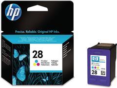 HP 28 Inktcartridge, Kleur