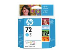 HP 72 Inktcartridge, Cyaan