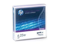 HP C7976A LTO-6 Ultrium RW Datacartridge, 6.25 TB, Paars