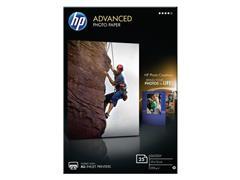 HP fotopapier Advanced gloss 10 x 15 cm (pak 25 vel)