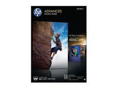 HP Advanced gloss foto papier A4, 250 g/m² (pak 25 vel)