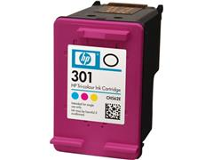 HP 301 Inktcartridge, Kleur