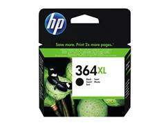 HP 364XL Inktcartridge, Zwart