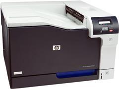 HP Laserjet CP5225N Kleurenprinter, A3, Wit, Zwart