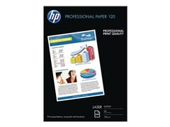 HP A4 White Glossy Photo Paper 120gsm (pak 250 vel)