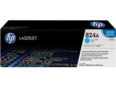 HP 824A Toner, Single Pack, Cyaan