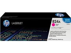 HP 824A Toner, Single Pack, Magenta