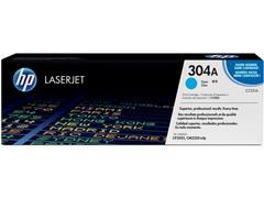 HP 304A Toner, Single Pack, Cyaan