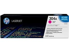 HP 304A Toner, Single Pack, Magenta