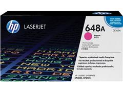 HP 648A Toner, Single Pack, Magenta