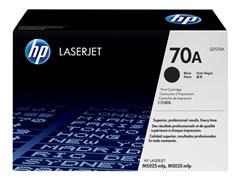 HP 70A Toner, hoog rendement, single pack, zwart