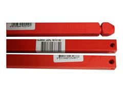 IDEAL Snijlat, Ideal 3905/3915, 453 mm, Rood