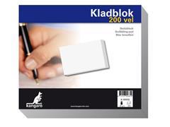 Kangaro Blanco Kladblok, 230 × 198 mm (pak 5 stuks)