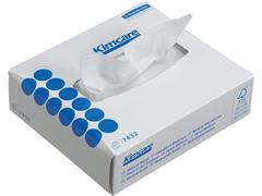 Kimcare* Medical Wipes, wit 2-laags, 11 x 18.5 cm (doos 66 x 80 vel)