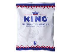 King Softmints pepermunt kussentjes (pak 175 gram)