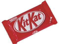 KitKat Chocolade snacks single (pak 36 stuks)