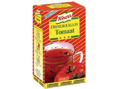 Knorr Drinkbouillon Tomaat, 175 ml (pak 80 stuks)