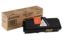 KYOCERA TK 140 Toner, Single Pack, Zwart