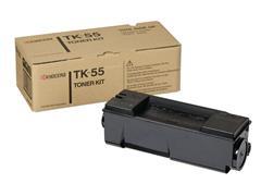 KYOCERA TK 55 Toner, Single Pack, Zwart
