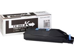 KYOCERA TK 865 Toner, Zwart