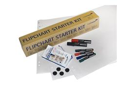Legamaster Flipover STARTER kit (set 14 stuks)