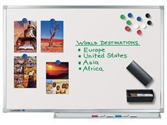 Legamaster Professional Whiteboard, Magnetisch, Email, 1200 x 2400 mm