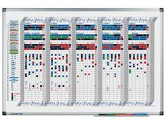 Legamaster Premium Projectplanner, Weekplanner 35 dagen, Horizontaal, 60 x 90 cm