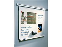 Legamaster Legaline Professional Whiteboard, Magnetisch, Email, 900 x 1800 mm