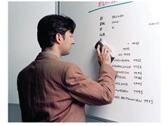 Legamaster Whiteboard wisser TZ4 Magnetisch