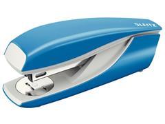 Leitz Nietmachine NeXXt 5502 30 vel, licht blauw