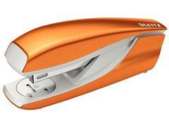 Leitz Nietmachine WOW 5502 Oranje metallic
