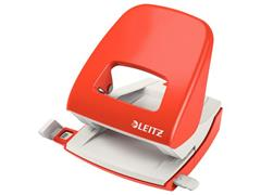 Leitz Perforator NeXXt 5008 30 vel, licht rood