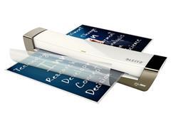 Leitz iLam® Office Lamineermachine A3, Thermisch, 125 micron, Wit en zilver