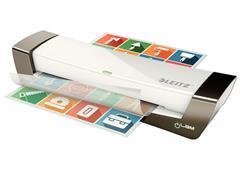 Leitz iLam® Office Lamineermachine A4, Thermisch, 125 micron, Wit en zilver