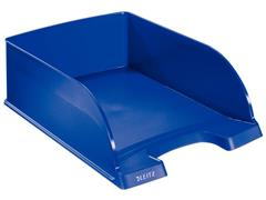 Leitz Plus Jumbo Brievenbak, Polystyreen, 255 x 103 x 357 mm, Blauw