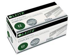 Leitz 24/6 Nietcassette Electric E2, Staal, Zilver (doos 10 x 2500 stuks)