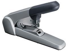 Leitz 5552 FlatClinch™ Blokhechter, 60 vel, Zilver