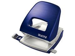 Leitz NeXXt Style 5006 Perforator, 30 vel, titanium blauw