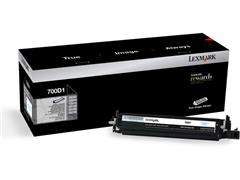 Lexmark Lexmark 700D1 - zwart - origineel - ontwikkelaarspakket - LCCP