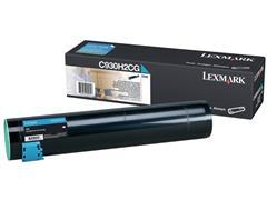 Lexmark C930 Toner, Single Pack, Zwart