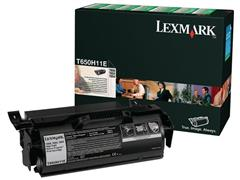 Lexmark T65X Toner, Single Pack, Zwart
