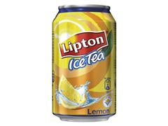 Lipton Lemon Ice Tea, Frisdrank, Koolzuurvrij, Blik (pak 24 x 330 milliliter)