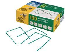 Loeff's Patent Quickbinder 100 mm (pak 100 stuks)