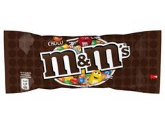 M&M'S Chocolade chocolate (pak 24 stuks)